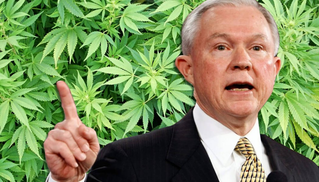 "Washington State Leaders are ""Not Messing Around,"" Considering their Legal Options Against Sessions ""Crackdown"" on Cannabis"