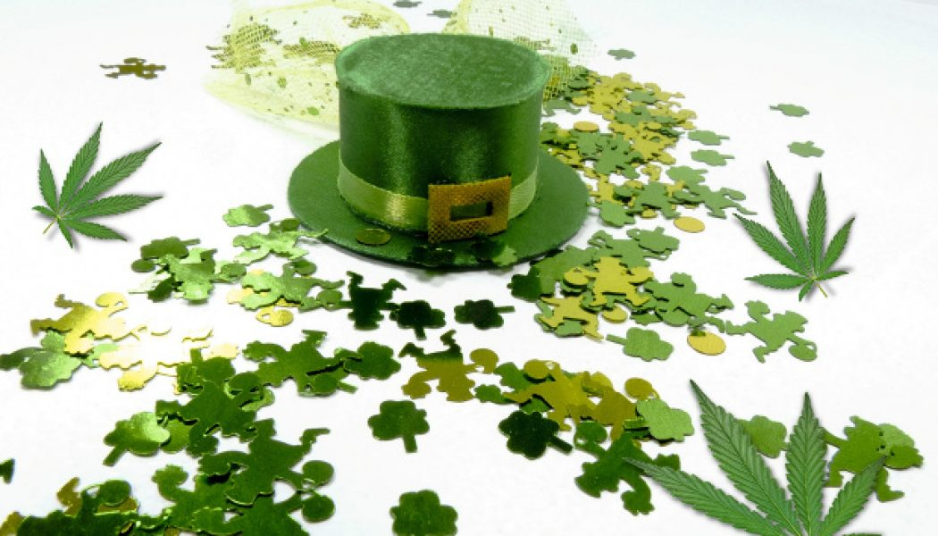 Why You Should Choose Cannabis Over Alcohol for St. Patrick's Day