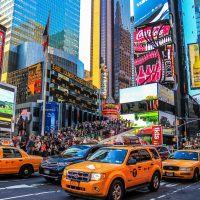 First Cannabis Advertisements Appear In Times Square
