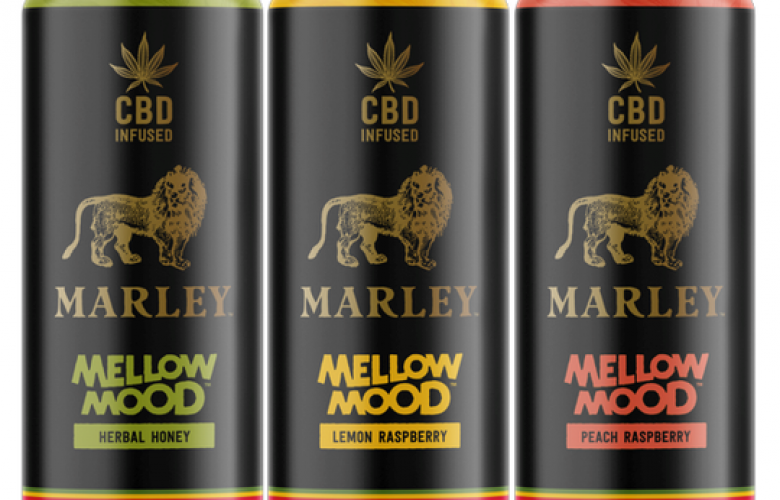 'Bob Marley's Famous Cold Tea' Now Contains CBD