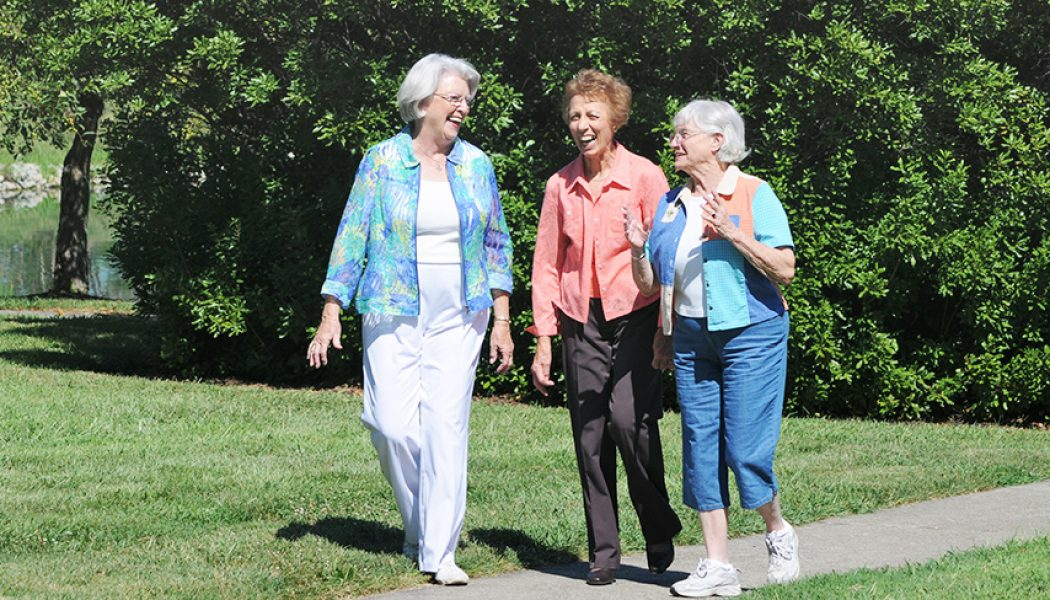 One Short, Brisk Walk a Day May Prevent Arthritis