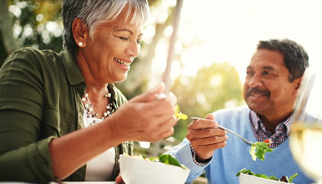10 Tips for a Healthy Diet After Age 50