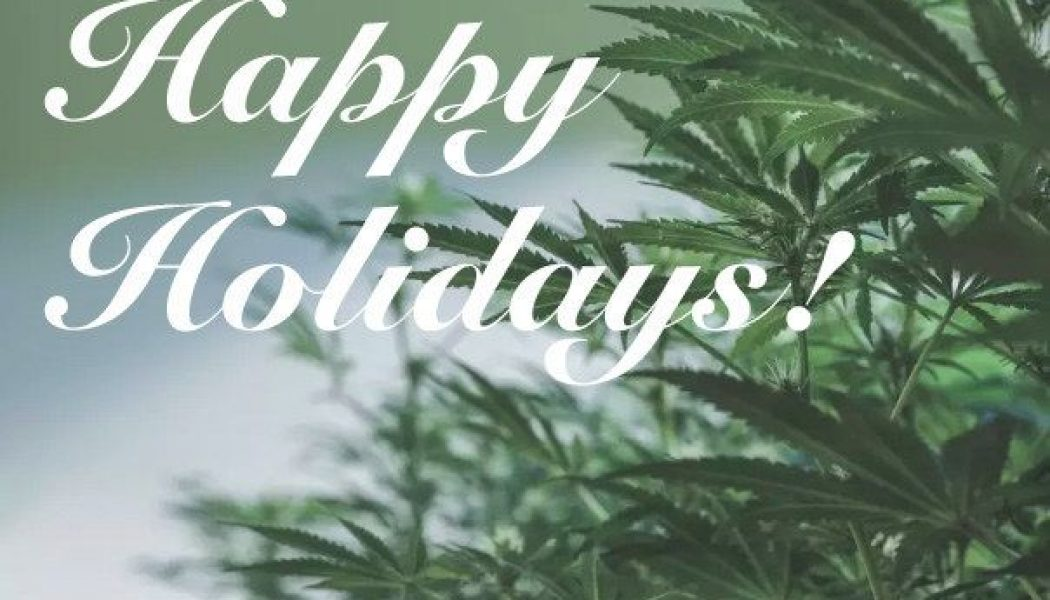 How to Use Cannabis to Help with Holiday Stress