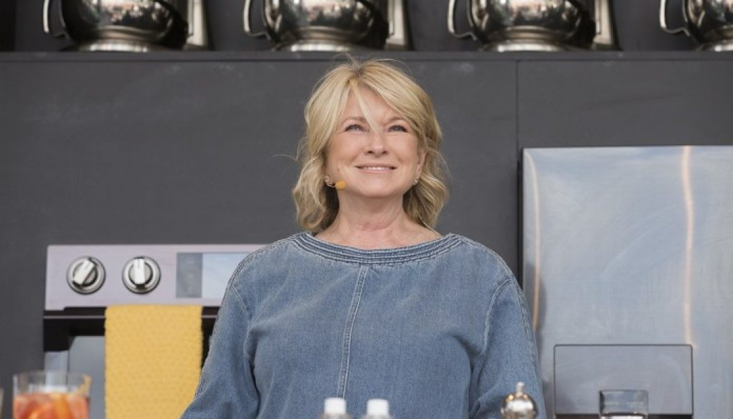 MARTHA STEWART GOES TO THE DOGS WITH NEW LINE OF CBD PRODUCTS FOR PETS